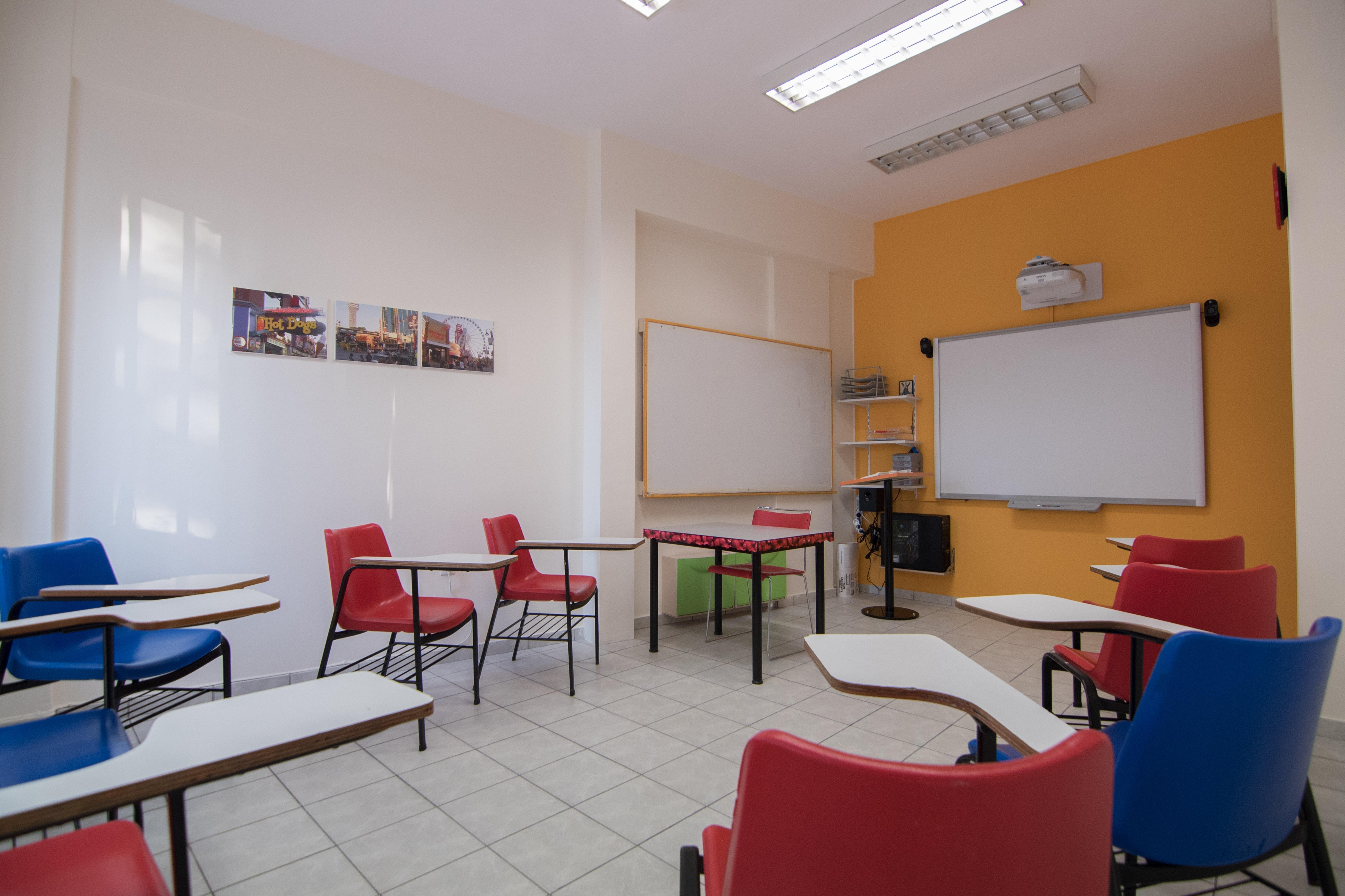 Αίθουσα 4 κεντρικού σχολείου