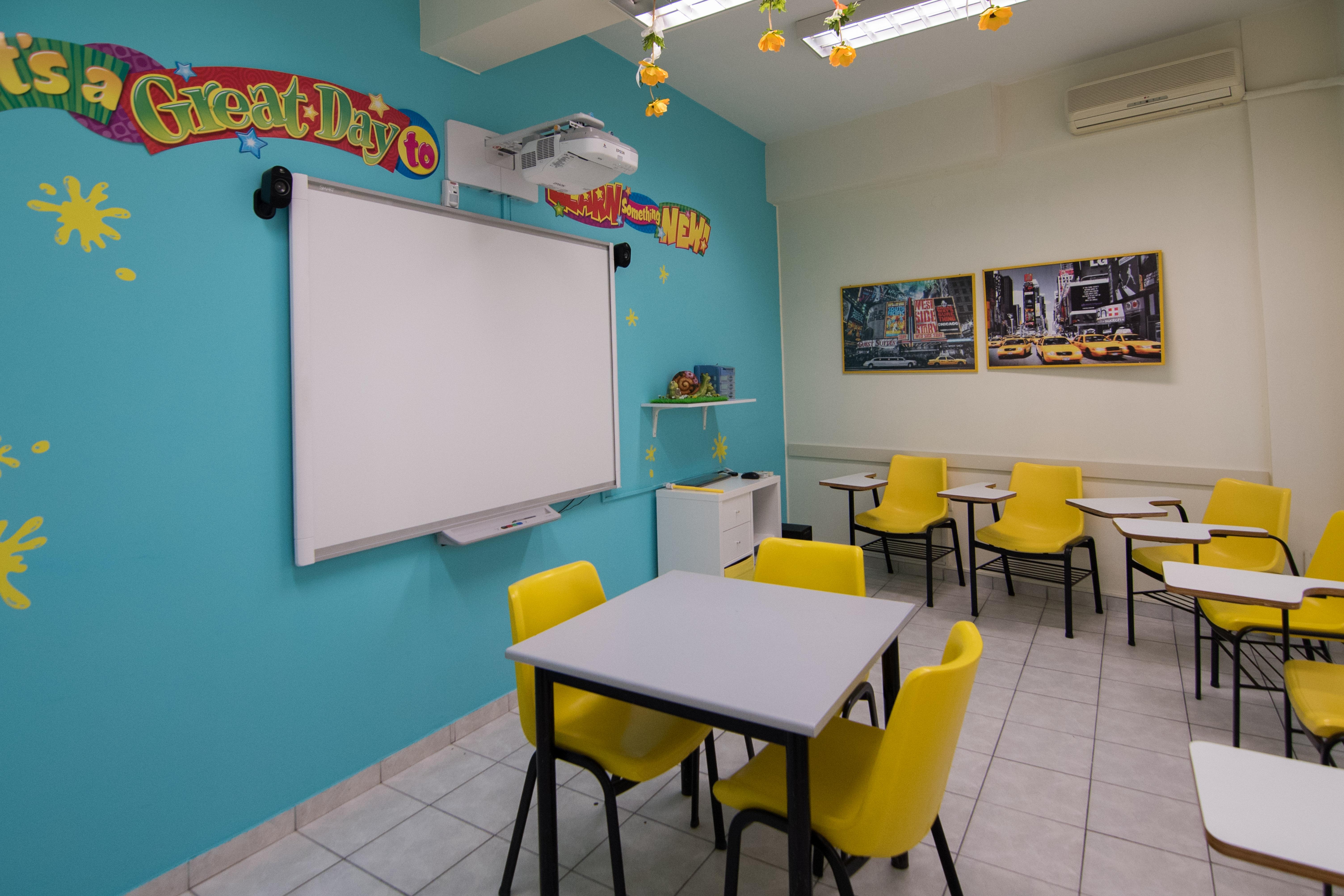 Αίθουσα 3 κεντρικού σχολείου