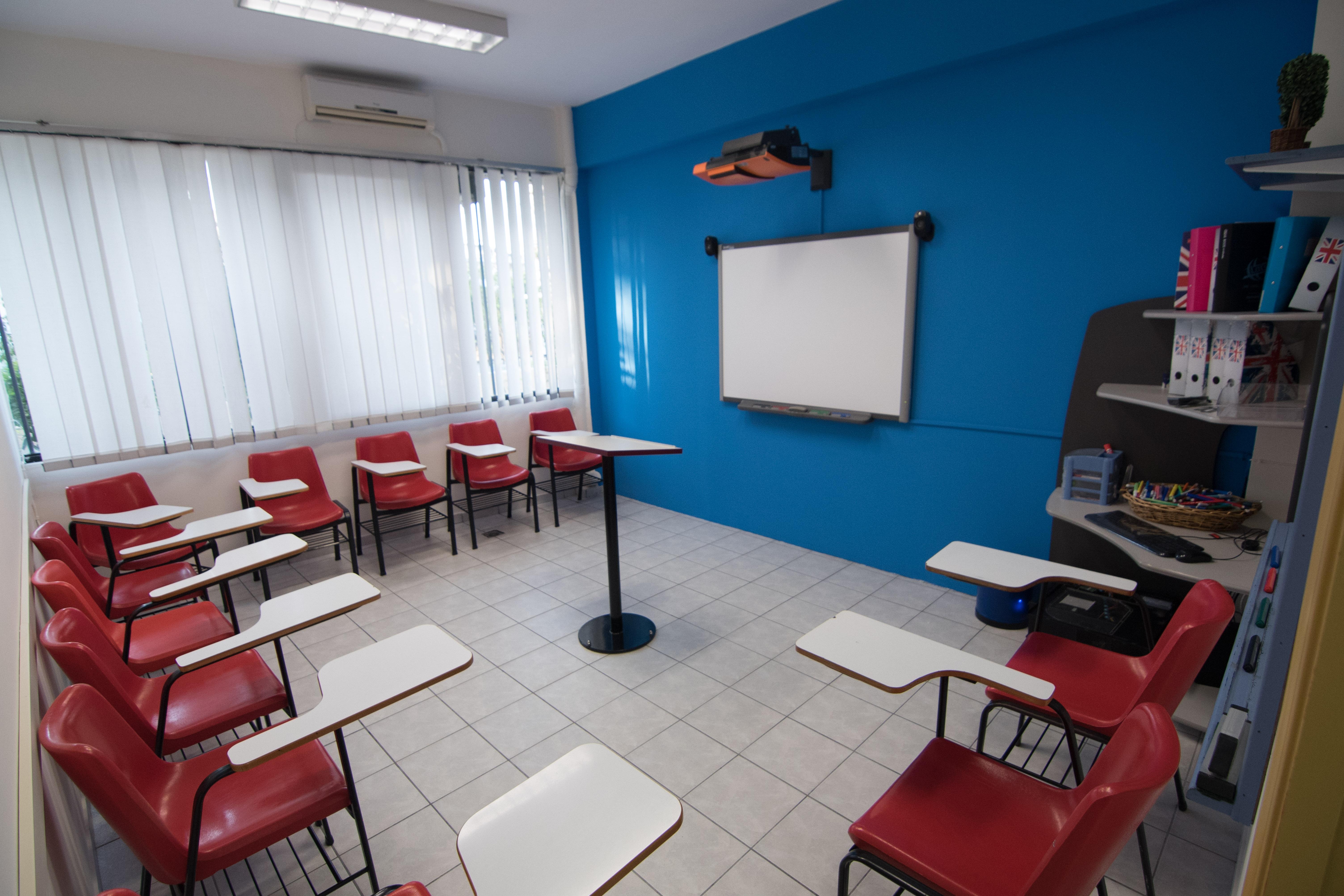 Αίθουσα 2 κεντρικού σχολείου